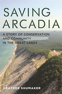 Saving Arcadia book cover