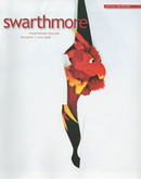 Swarthmore College Bulleting magazine cover