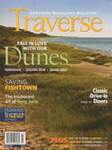 Traverse magazine cover